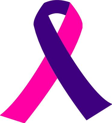 Purple-Pink-Ribbon